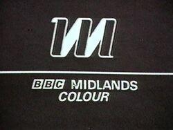 BBC 1 Midlands 1971