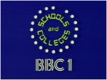 BBC 1 Schools & Colleges 1981