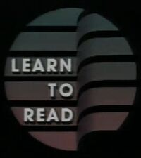 Learn to Read logo