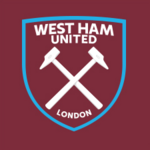 New West Ham United FC logo (claret and blue v2)