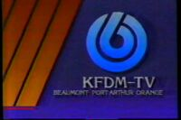KFDM Channel 6 1987