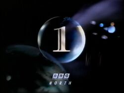 BBC 1 1991 North