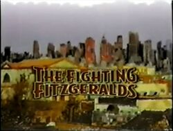 The Fighting Fitzgeralds Intertitle