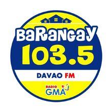Barangay1035logo