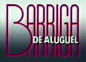 Barriga de aluguel 1991