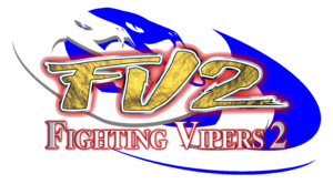 Fighting Vipers 2 logo