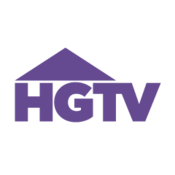 Hgtv purple logo