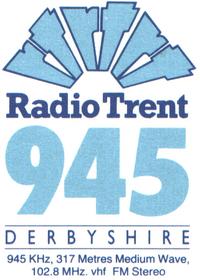 Trent, Radio 945 1988