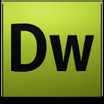 Adobe Dreamweaver CS4 icon