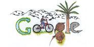 Doodle 4 Google 2013 - New Zealand winner