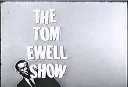 The Tom Ewell Show