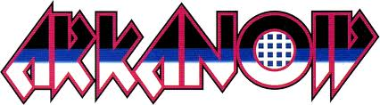 Arkanoid logo