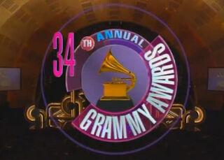 Grammys 34th