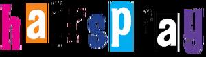 Hairspray musical logo