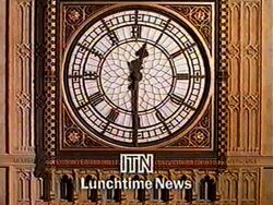 ITN Lunchtime News 1995