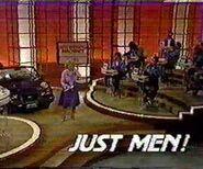 Just Men!