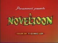 Noveltoon 1956