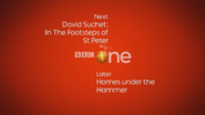 BBC One Hot Cross Bun Coming up Next bumper