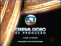 Eterna Magia v1 seal short Globo 2005-2008 logo 2007