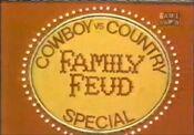 Cowboy vs Country