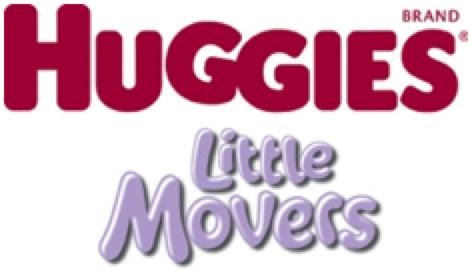 Huggies Little Movers logo