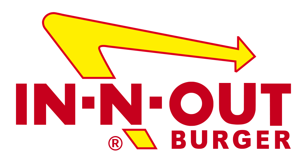 Image result for in-n-out burger logo