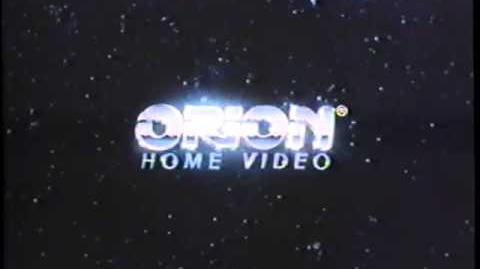 Orion Home Video (1987-1990)