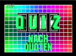 Quiz Nach Quoten