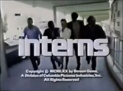 The Interns Titlecard
