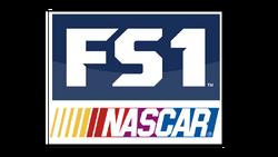 NASCAR On FS1 Logo-1