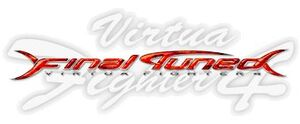 Virtua Fighter 4 Final Tuned Logo 1 a