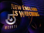 WCVB America's Watching ABC 1991