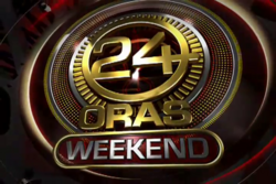24 Oras Weekend Logo Photo