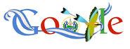 Google El Salvador Independence Day 2013