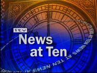 ITV News at Ten 2003