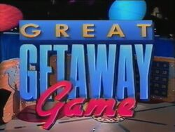 The Great Getaway Game