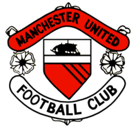 Manchester United FC logo (1960s corporate)