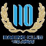 Racing Club logo (110th anniversary)