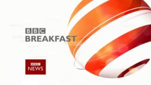 BBC Breakfast 2012