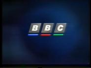 BBC TELEVISION 1997 LOGO
