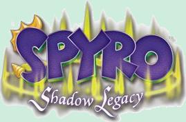 Spyro Shadow Legacy logo