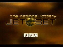 National lottery jetset a