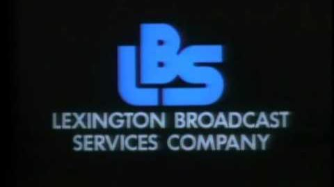 LBS Lexington Broadcast Services Logo (1976)