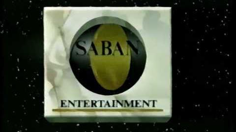 """Saban Entertainment"" Production Logo"