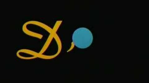 """Desilu """"Merging Circles"""" Logo (1966)"""