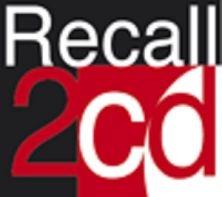 Recall2cd logo