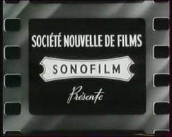 Sonofilm 1955 Logo