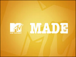Mtv made logo