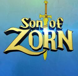 Son Of Zorn Title Card