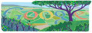 Google New Year of the Trees